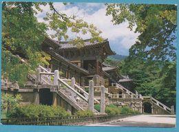 Bulgug-sa Temple In Kyungju - Corée Du Sud