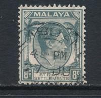 STRAITS SETTLEMENTS, Postmark LABUAN - Straits Settlements