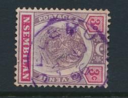 MALAYA, Postmark JELEBU (NEGRI SEMBILAN) - Negri Sembilan