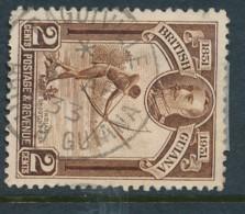BRITISH GUIANA, Postmark BAGOTVILLE - Guyana Britannica (...-1966)