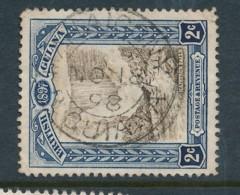 BRITISH GUIANA, Postmark MAHACONNY - Guyana Britannica (...-1966)