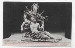 L' EPINE - N° 373 - EGLISE - MASTER DOLOSA - SCULPTURE DU XIe SIECLE - CPA NON VOYAGEE - France