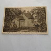 Oostmalle //Kapel Met Kalvarieberg - Gedenkteken Albert I Van Simon Gossens1937 - Belgique