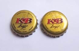 KB Beer Caps X 2 - Bière