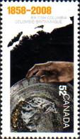 Ref. 226351 * NEW *  - CANADA . 2008. 150th ANNIVERSARY OF BRITISH COLUMBIA. 150 ANIVERSARIO DE LA COLUMBIA BRITANICA - 1952-.... Reign Of Elizabeth II