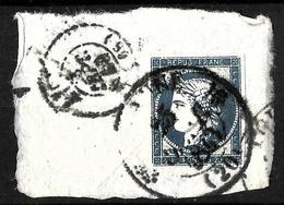 503 - FRANCE - 1849 - CANCELLED - FORGERY - FAUX - FAKE - FALSE - FALSCH - Timbres