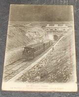 88 - Le Thillot - Le Tramway Du Thillot A Lure Entrant Dans Le Tunnel , Entre Le Thillot Et Le Haut Du Them ----- 522 - Tranvía