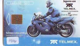 Telecarte MOTOR (1926)  - MOTORCYCLE -Phonecard - - Motorräder