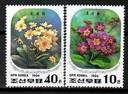 Korea Noth 1994 Corea / Flowers MNH Flores Blumen Fleurs / Cu16720  33-59 - Sin Clasificación