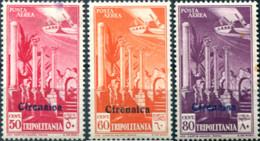 Ref. 571737 * HINGED *  - CIRENAICA . 1932. - Cirenaica