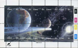 Ref. 358991 * NEW *  - CISKEI . 1986. HALLEY  COMET. COMETA HALLEY - Ciskei