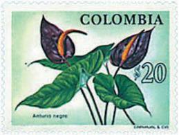 Ref. 267599 * NEW *  - COLOMBIA . 1976. FAUNA AND FLORA. FAUNA Y FLORA - Kolumbien
