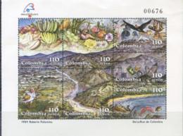 Ref. 36570 * NEW *  - COLOMBIA . 1989. PHILEXFRANCE 89. INTERNATIONAL PHILATELIC EXHIBITION. PHILEXFRANCE 89. EXPOSICION - Colombia
