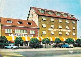 21 - CHENOVE / HOTEL BAR RESTAURANT L'ESCARGOTIERE - Chenove