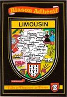 LIMOUSIN / BLASON ADHESIF - France