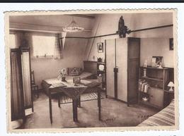 Louvain Leuven Ecole Ste Elisabeth  Chambre Pour élèves Infirmières Ed Nels Dos Divisé  Oblitérée En 1945 - Leuven