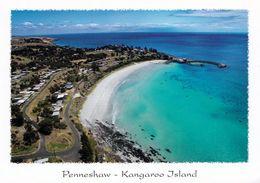 1 AK Kangaroo Island - Australien * Blick Auf Den Ort Penneshaw - Dieser Liegt Auf Der Dudley-Halbinsel Luftbildaufnahme - Kangaroo Islands