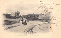 France  Marquise   Vue De Wissant , Entrée De La Plage , Avec Cours D'eau      M 2336 - Marquise