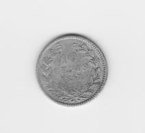 10 Cents 1897 Pays Bas  TTB - 10 Gulden