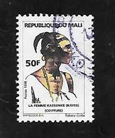 TIMBRE OBLITERE DU MALI DE 1998 N° MICHEL 2054 - Mali (1959-...)