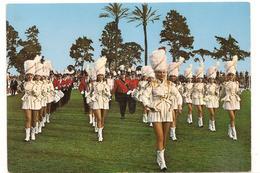 Cannes  - Parade Des  Majorettes -  CPSM  ° - Cannes