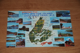 3283-            CANADA, NOVA SCOTIA, CAPE BRETON TARTAN - Cape Breton