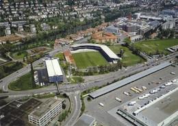 ZURICH HARDTURM GRASSHOPPER STADE STADIUM ESTADIO STADION STADIO - Football