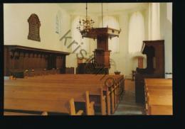 Mastenbroek - Interieur  - Ned. Herv. Kerk [BB0-1.521 - Pays-Bas