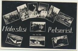 88-684  Estonia Estland Petseri - Estonie