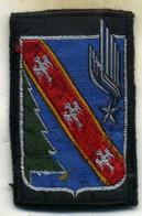 écusson, 4é Division Aéromobile - Blazoenen (textiel)