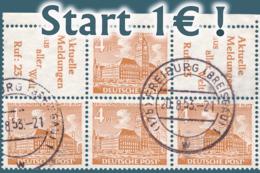 Allemagne  W26 / S07 Départ 1€ ! ( Action18avril ) - Se-Tenant