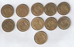 2 Francs Morlon - 1931-1932-1933-1934-1935-1936-1937-1938-1939-1940 - France
