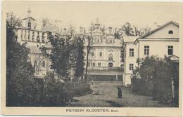 88-705  Estonia Estland Petseri Postal History - Estonie