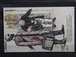 Z32 - Manifestation Viticole Du Midi 1907 - Marcellin Albert - Edition Laclau à Toulouse - Illustrateur Humoristique No1 - Vignes