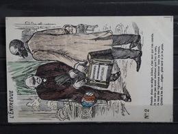 Z32 - Manifestation Viticole Du Midi 1907 - Marcellin Albert - Edition Laclau à Toulouse - Illustrateur Humoristique No2 - Vignes