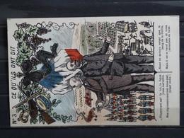 Z32 - Manifestation Viticole Du Midi 1907 - Marcellin Albert - Edition Laclau à Toulouse - Illustrateur Humoristique No3 - Vignes