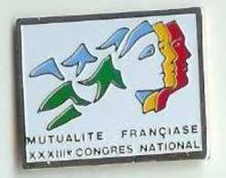 @@ Fraisse. Mutualité Francaise XXXIIIe Congrés National @@ba52 - Banken
