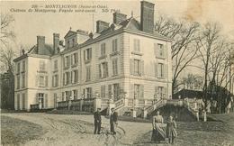 WW 95 MONTLIGNON. Château De Montgarny - Montlignon