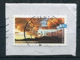Deutschland Michel-Nr. 3531 Vollstempel Auf Briefstück - [7] Federal Republic