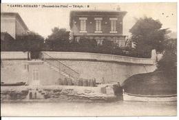 SAUSSET LES PINS. CASTEL HOMARD - Autres Communes