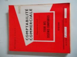 COMPTABILITE COMMERCIALE - METHODES PIGIER - Libros, Revistas, Cómics
