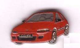 L213 Pin's HONDA CIVIC ROUGE Achat Immédiat - Honda