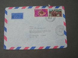 Cambodge Cv, Red Cross Stamp 1966 - Cambodge