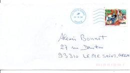 N°4225 SEUL SUR LETTRE 2008 - 1961-....