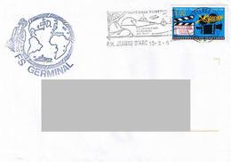 P.H Jeanne D'Arc - Campagne 1996 - 1997. Germinal. - Naval Post