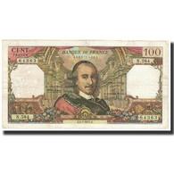 France, 100 Francs, Corneille, 1971, 1971-07-01, TB+, Fayette:65.36, KM:149d - 1962-1997 ''Francs''