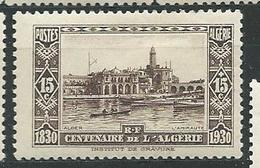 ALGERIE N° 89 * TB - Ungebraucht