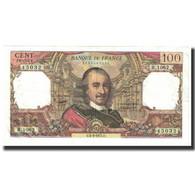 France, 100 Francs, Corneille, 1977, 1977-03-03, TTB, Fayette:65.57, KM:149f - 1962-1997 ''Francs''
