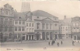 MONS / LE THEATRE 1904 - Mons