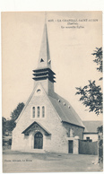 LA CHAPELLE SAINT AUBIN - Nouvelle Eglise - Andere Gemeenten
